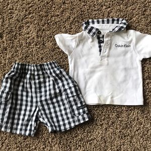 18 month Calvin Klein outfit